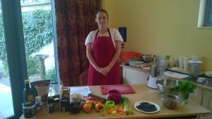 cancer nutrition workshopsNutritional Therapist Catherine Jeans