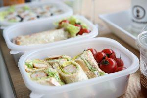 Healthy Lunch Box Ideas - picnic
