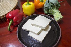 Spicy tofu burgers recipe protein on a vegetarian or vegan diet
