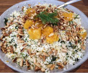 Cauliflower Rice Recipe - The Family Nutrition Expert