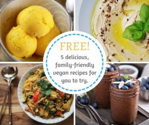 Free vegan recipes