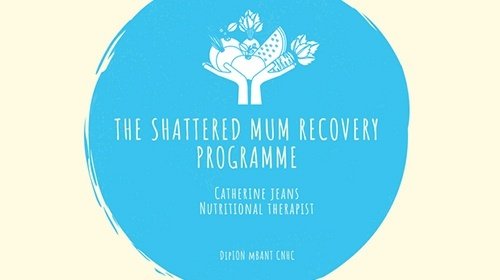 shattered mums