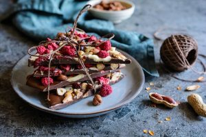 Christmas Superfood Chocolate Bark