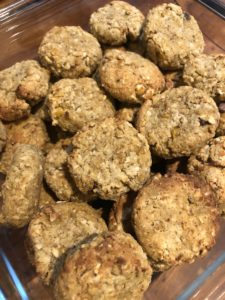 Oaty Power Cookies