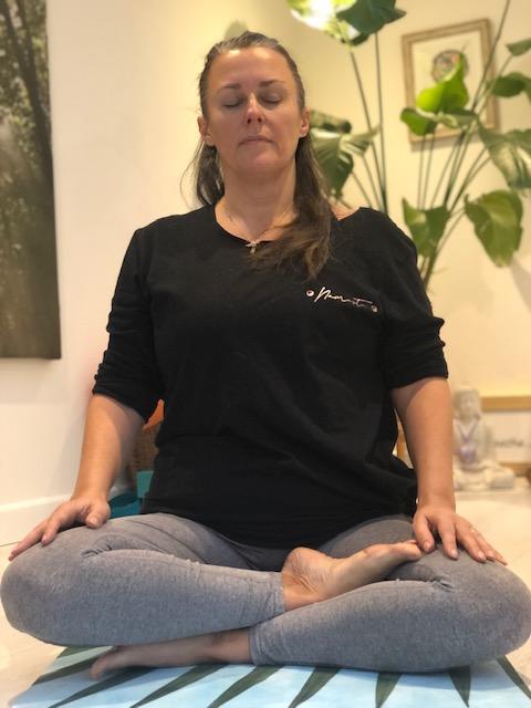 yoga and breath work Norwich