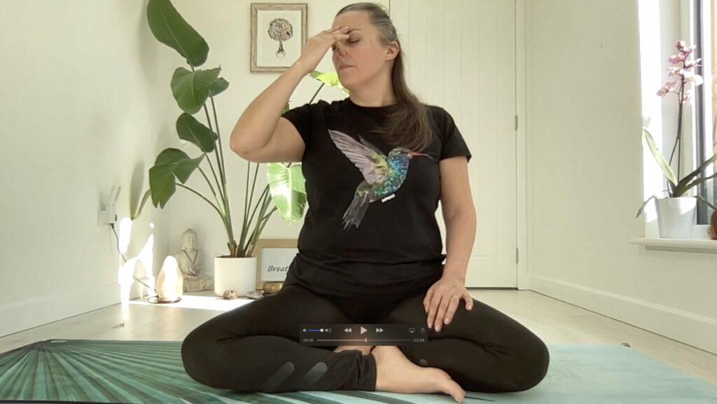 breathing class mindfulness Norwich